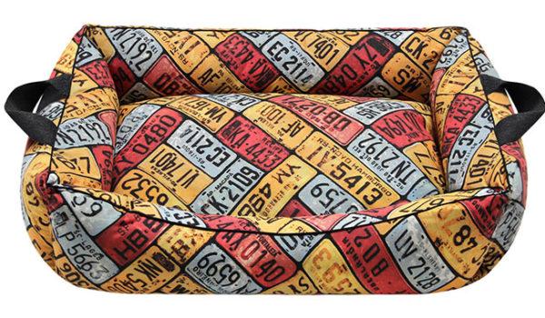 Linha Textil – Camas e Colchonetes