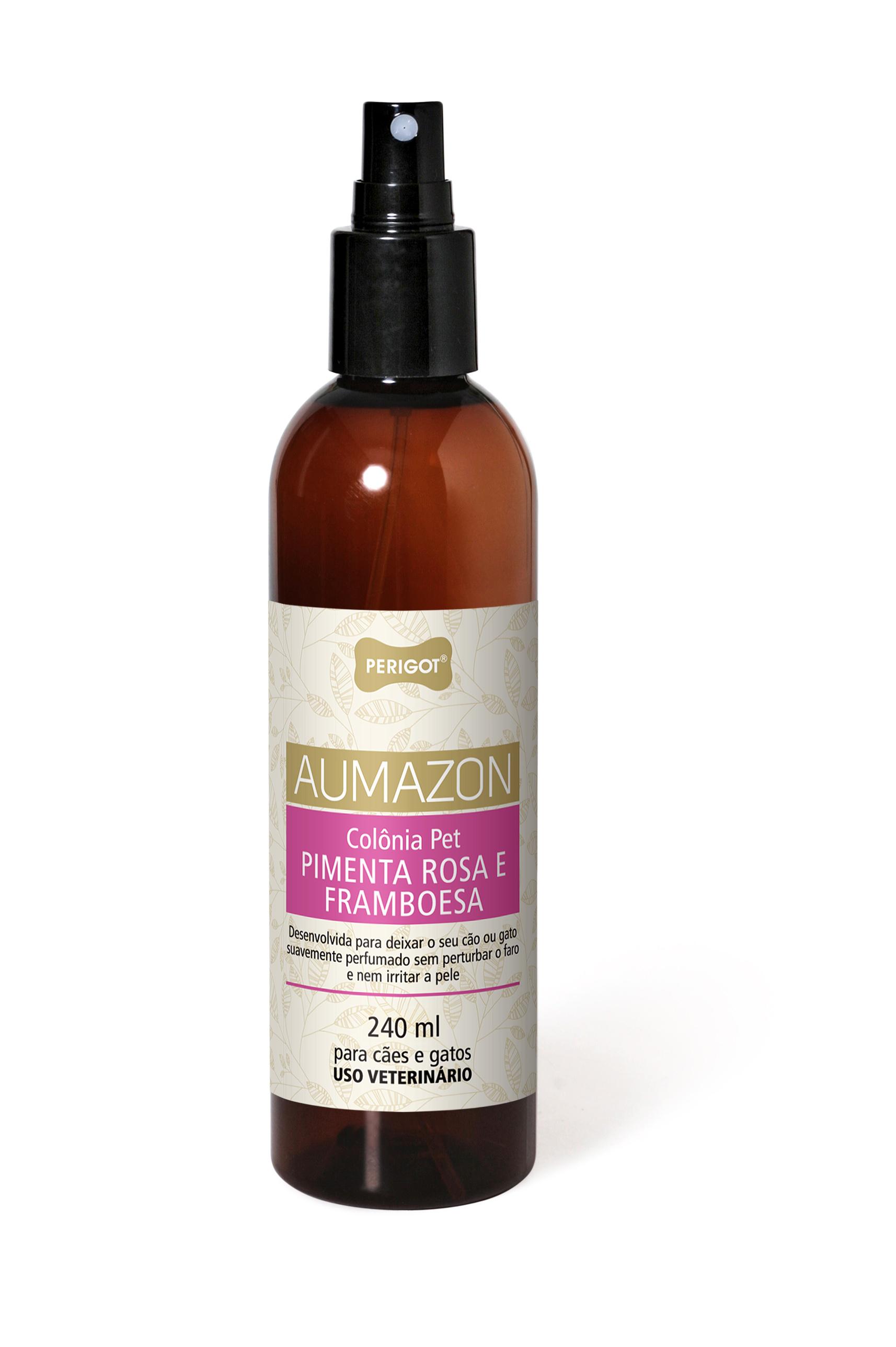 Perfumaria – Linha Aumazon
