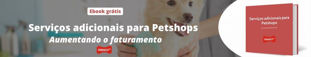 Serviços adicionais para Petshop