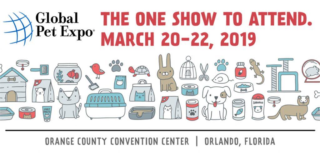 Perigot participa da feira Global Pet Expo em Orlando